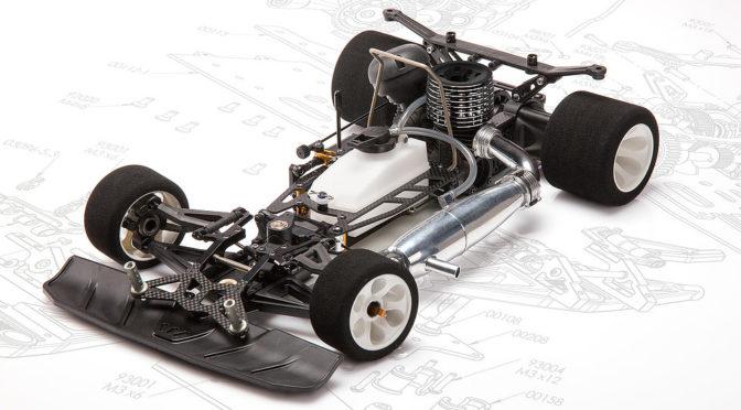 WRC präsentierte den GT Due 1.4 Nitro 1/8 Onroad