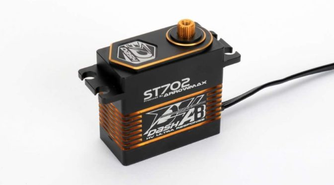 Arrowmax – ST702 Super Torque High Voltage Servo A8