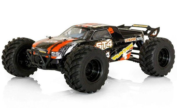 ST4 Truggy EP 1/12 RTR – 4WD