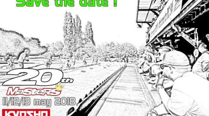 20th Kyosho Masters… Save the date !
