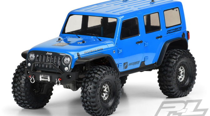 Jeep Wrangler Unlimited Rubicon Karosserie