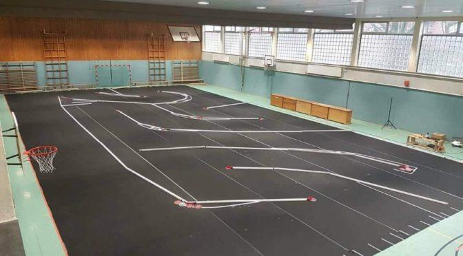 3.Hallenrennen beim AMC-Hildesheim