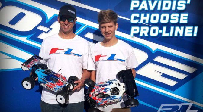 Team Pavidis fährt für Pro-Line