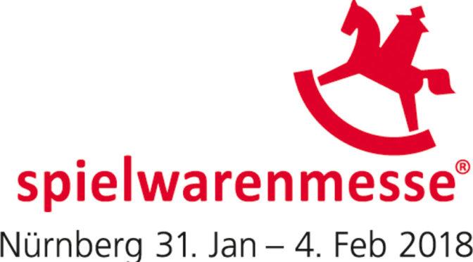 Die 69.Spielwarenmesse 2018 in Nürnberg