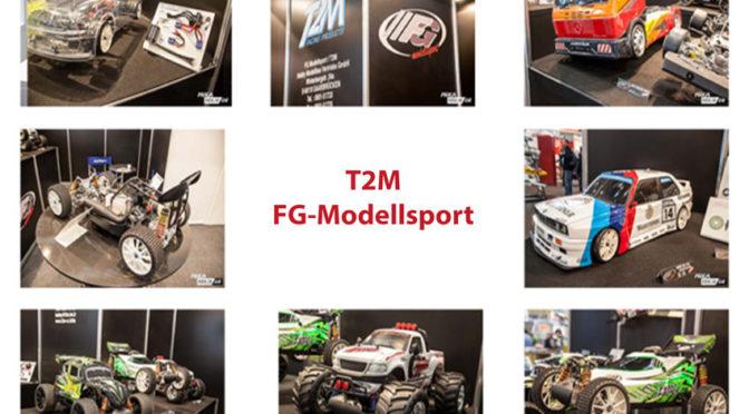T2M – FG Modellsport News auf der Nürnberger Spielwarenmesse