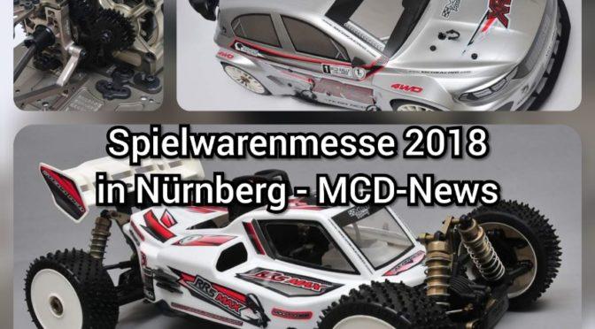 MCD – News auf der Nürnberger Spielwarenmesse