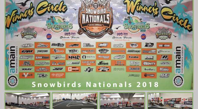 Snowbird Nationals 2018 – Auf nach Florida