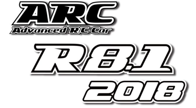 ARC R8.1 2018 – 1/8 On-Road Racing Car