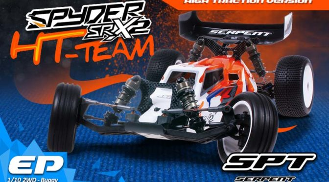Spyder SRX2 HT Team Version