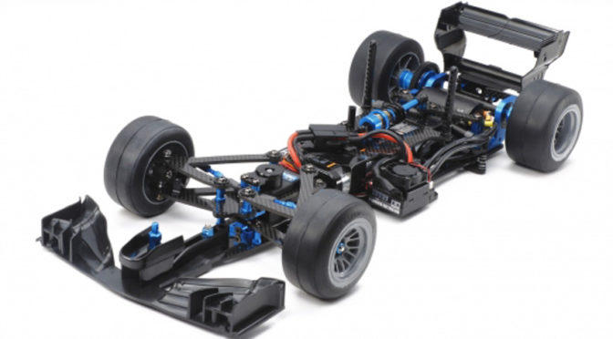 1:10 RC TRF103 Chassis Kit