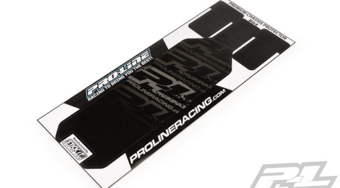 Pro-Line Black Chassis Protector – B64