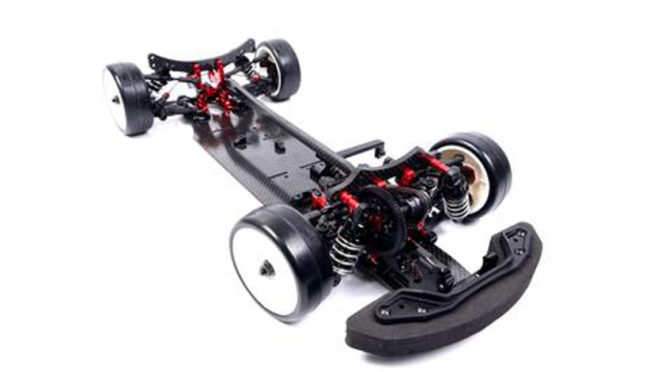 FF18 Belt Drive Dynamics 1:10 Touring Car Kit