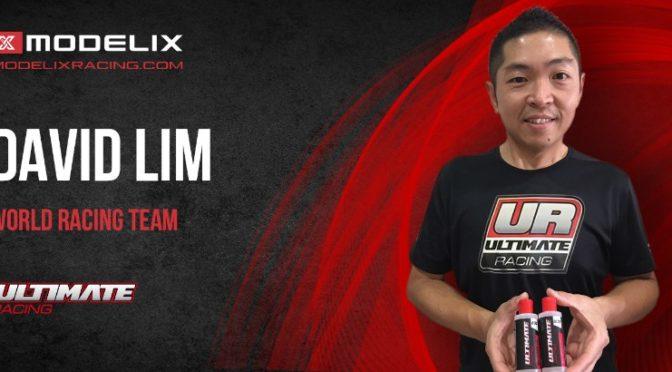 David Lim neuer Ultimate Racing Team Driver