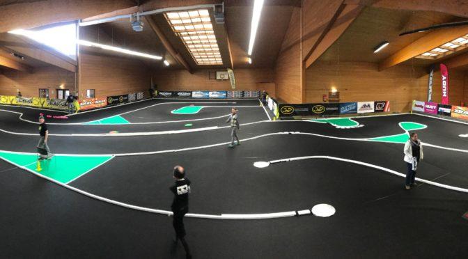 ETS Round 2 in Daun / Deutschland