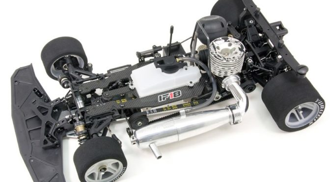 Infinity IF18 1:8 Onroad Kit – Release