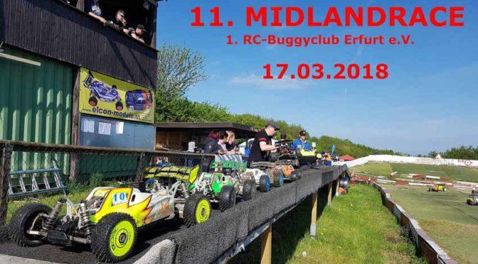 11. Midlandrace beim 1.RC Buggy Club Erfurt e.V.