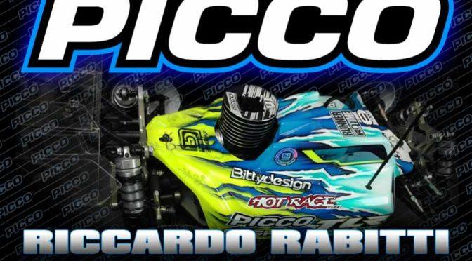 Riccardo Rabitti zurück im Team Picco
