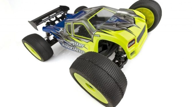 Team Associated RC8T3.1 Team Kit