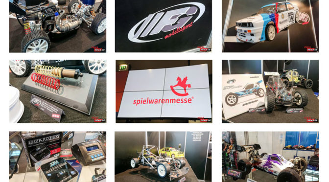 T2M / FG-News auf der Spielwarenmesse 2018 in Nürnberg