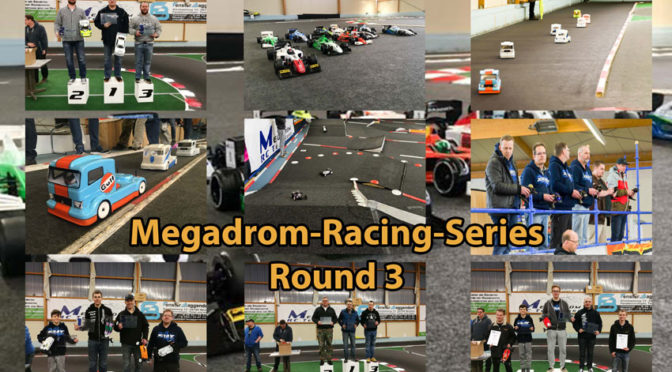 Megadrom-Racing Series – Round 3