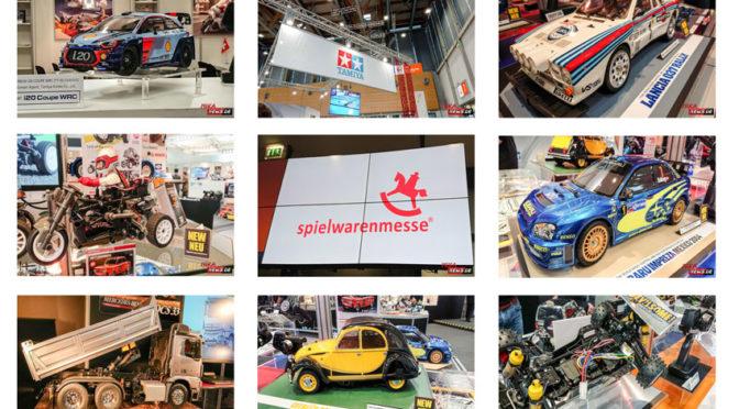 Tamiya-News auf der Spielwarenmesse 2018 in Nürnberg