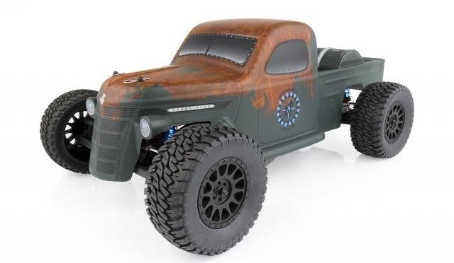 Team Associated – Trophy Rat Ready-To-Run