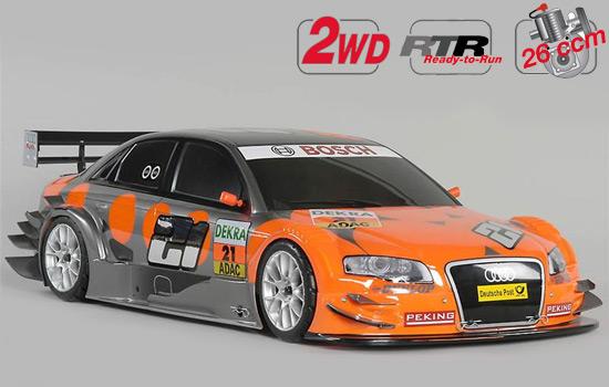 T2M – FG Chassis 530 2WD RTR + Kar. Audi
