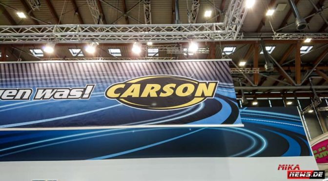 Carson auf der Spielwarenmesse 2018 in Nürnberg