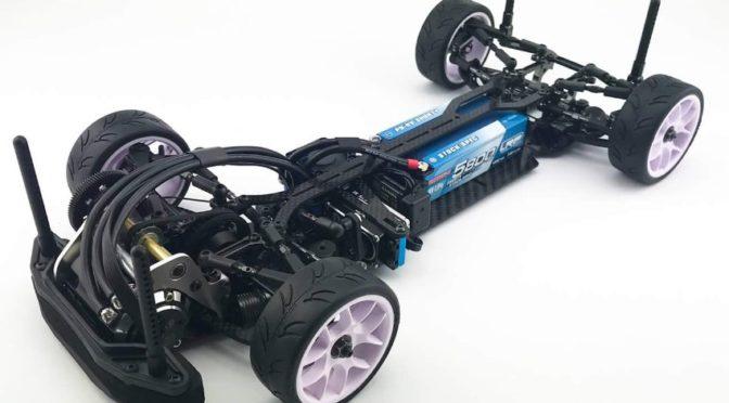 AWESOMATIX A800FX – Prototyp