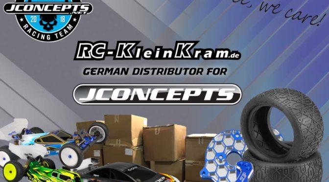 JConcepts – RC-KleinKram ab sofort neuer offizieller Deutschland Distributor