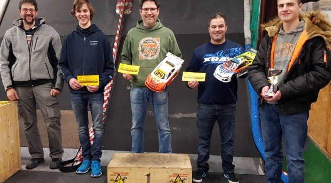 Philipp Huber gewinnt Carpet Masters R3 in Islikon