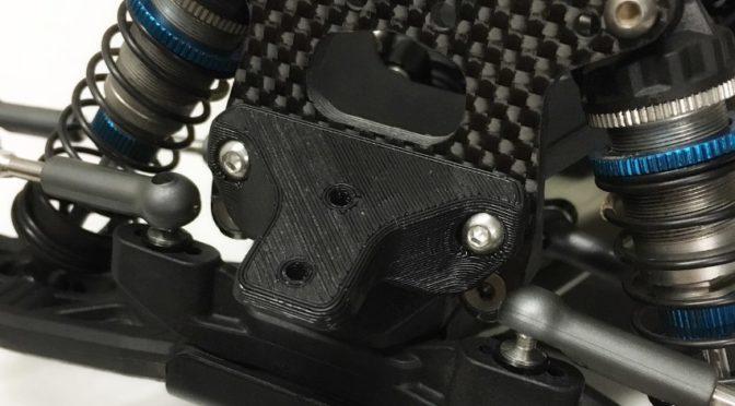 SCHELLE RACING – B6.1 Spoilerhalter vorn