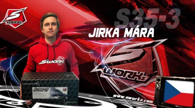 Jirka Mára wechselt zu Team SWORKz