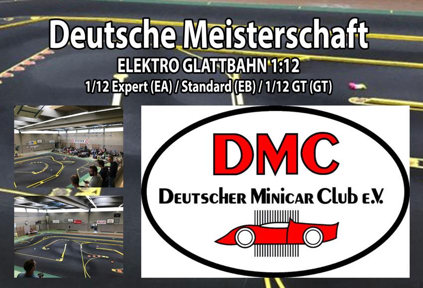 Ausblick auf die Deutsche Meisterschaft 1/12 2018 beim SLR ...