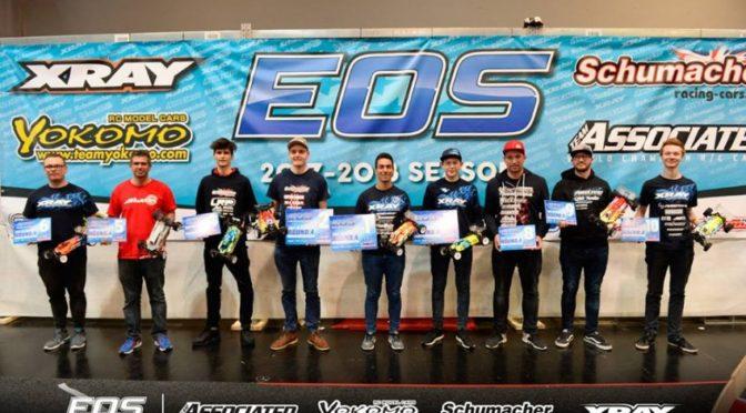 Xray erfolgreich beim EOS Round 4 in Wels