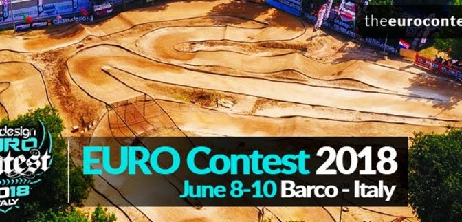 EURO Contest 2018 by Bittydesign