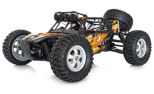 DT4 Desert Truggy / Truck 4WD EP 1/12 RTR (orange)