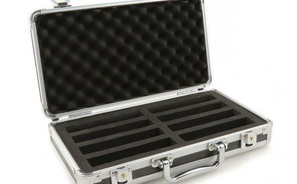 Robitronic Akku Koffer für 8 Akkus