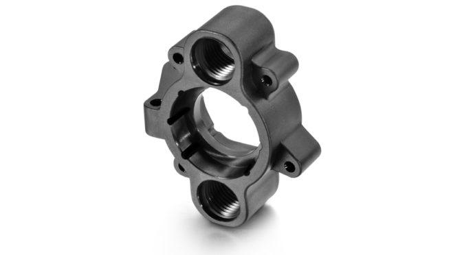 RX8 Extra Eccentric Steering Blocks für Aero Discs