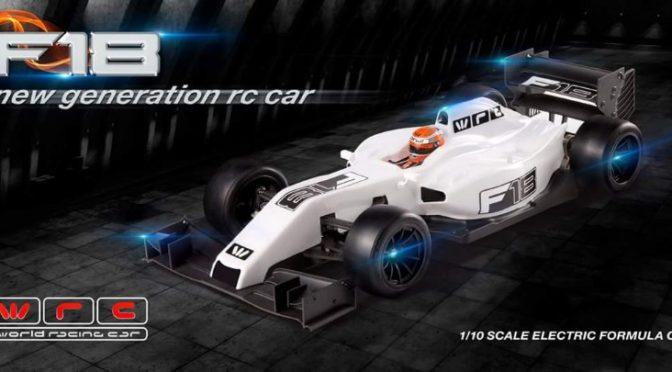 WRC-Racing – F18 – Der neue Formel 1/10