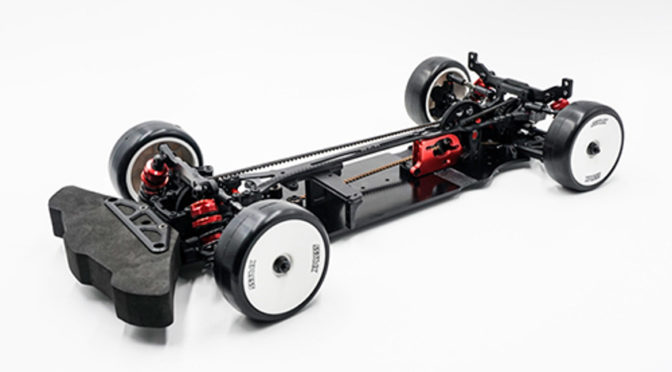 Execute XQ1S 1/10 Sport Touring Car Kit