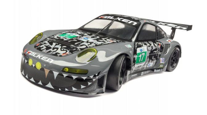 HPI RS4 Sport 3 Flux Falken Porsche 911