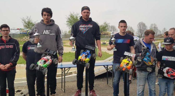 Kraus und Schmitt gewinnen das Osterhasenrennen 2018