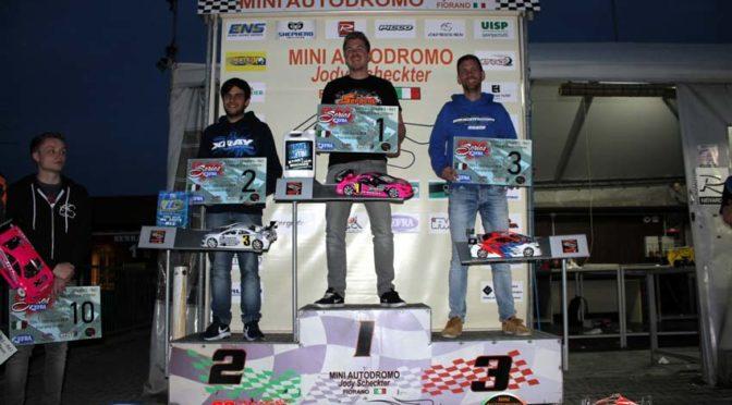 1. ROUND EFRA GP SERIES FIORANO (Italien)