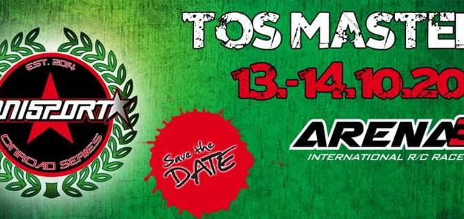 TOS-Masters 2018 – Save the date