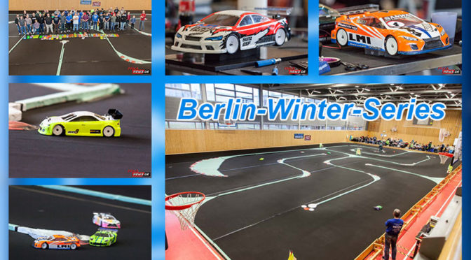 Berlin-Winter-Series 2017/18 – Bilderserie