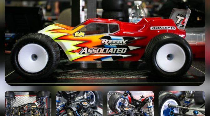 Der neue Asso RC10T6.1 im Focus von Kody Numedahl