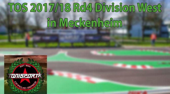 TOS 2017/18 Rd4 Division West – Meckenheim