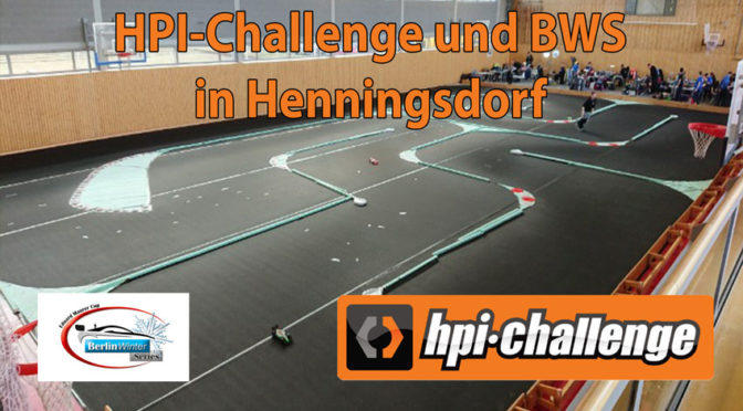 HPI-Challenge und BWS in Henningsdorf