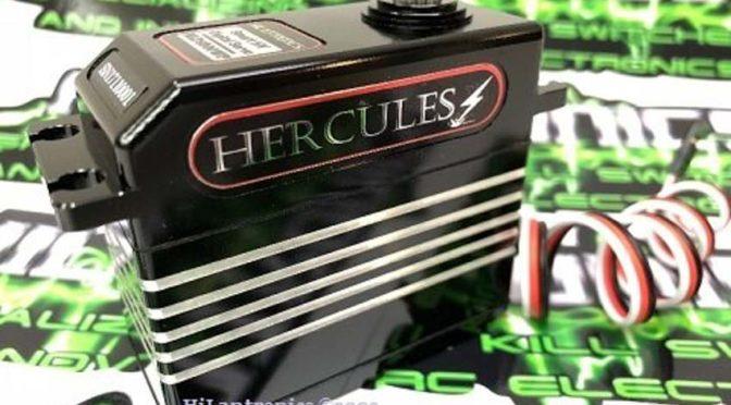 Hercules HLT6000WP Großmodell Maxi Servo